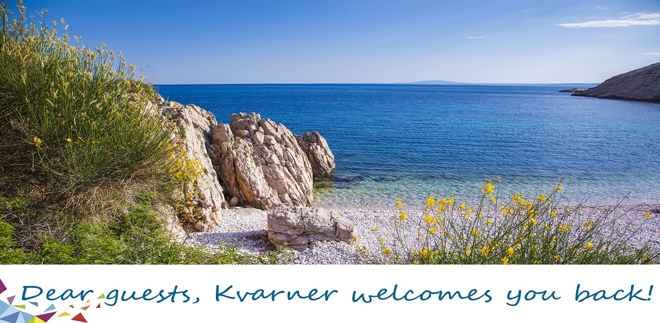 Kvarner welcomes you back